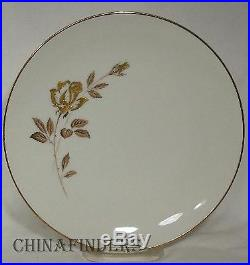 NORITAKE china ROSEWIN 6584 pattern 74-piece SET Service with Serving Pieces