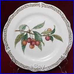 NORITAKE china ROYAL ORCHARD 9416 pattern 40-piece PLACE SETTING for EIGHT (8)