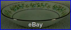 NORITAKE china SAVANNAH 2031 pattern 84-piece SET SERVICE for 12 -fruits & soups