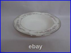 NORITAKE china SHENANDOAH 9729 SOUP SALAD BOWL set of FOUR