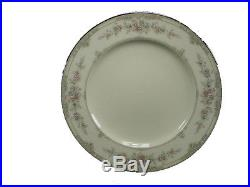 NORITAKE china SHENANDOAH 9729 pattern 56-piece SET SERVICE for 12 less 4 breads