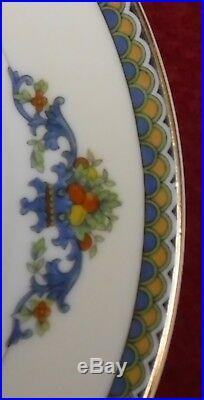 NORITAKE china SORRENTO 76965 pattern 6-piece Place Setting