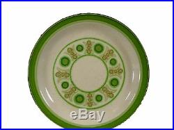 NORITAKE china TALISMAN B330/W15 pattern 64-Piece SET SERVICE for Twelve (12)