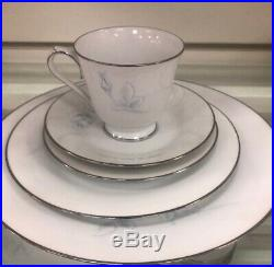 NORITAKE china VIRTUE pattern 2934 36pc Vintage Set