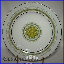 NORITAKE china WALTZ 2027 pattern 46-piece SET SERVICE for EIGHT (8) + 5 Serving