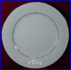 NORITAKE china WHITEHALL 6115 pattern 73-piece SET SERVICE for Twelve (12)