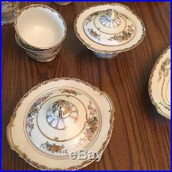 NoriTake China Kitchen 100+ Piece set Renovia edition