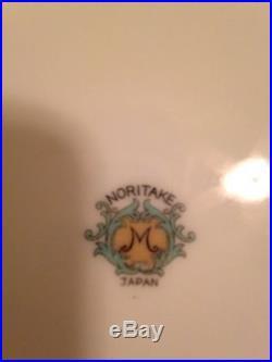 Noritake 1933 Complete 90 Piece China Set