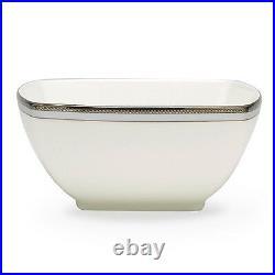 Noritake Aegean Mist Bowl Medium Square Set Of 4
