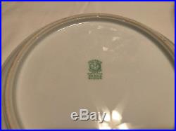 Noritake Azalea China Set of 98 Pieces Hand Painted c. 1920 Green Mark