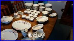 Noritake Azalea Fine China Dinnerware Set