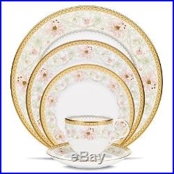 Noritake Blooming Splendor 20Pc China Set, Service for 4