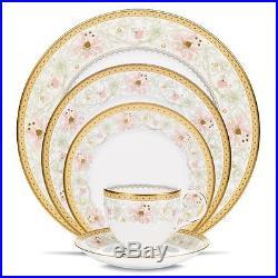 Noritake Blooming Splendor 60Pc China Set, Service for 12