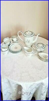 Noritake Bluebell 6 Pc Set Tea pot Dessert Sugar Set 5558 @C's Boothtique #24