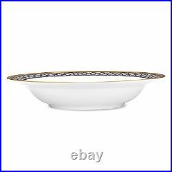 Noritake Blueshire China Fruit Bowl Set Of 4