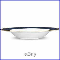 Noritake Blueshire China Soup Bowl Set Of 4