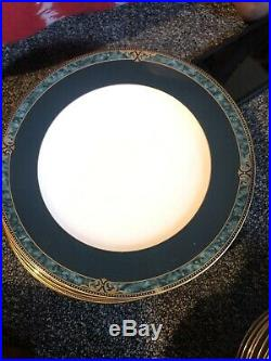 Noritake Bone China (40 pc or 8 sets of 5) 4727 Essex Court