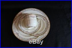 Noritake Bone China Barrymore (9737) Set for 12 Persons