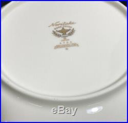 Noritake Bone China Brookhollow Soup Bowls 7 5/8 (Set of 4)