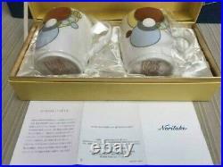 Noritake Bone China Frank Lloyd Wright tableware mug cup pair set