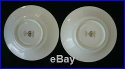 Noritake Bone China Mi Amor 8 Piece Dish Set Sauce, Plate, Tea Cup Salad