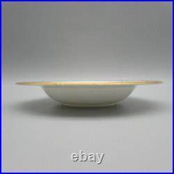Noritake Bone China Mi Amor Rim Soup Bowls Set of Six