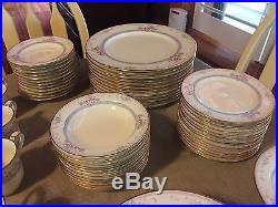 Noritake Bone China Set 9736 67pc Set