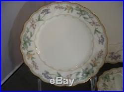 Noritake Brookhollow Pattern #4704 China 30 Pc. Set