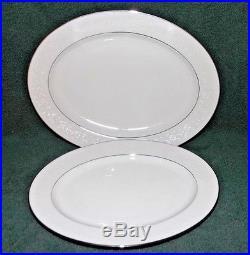 Noritake Buckingham 79 pc China Dinnerware Set