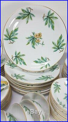 Noritake CHATILLON China 56 Pieces Dishes Dinnerware 8 Place Settings #5144