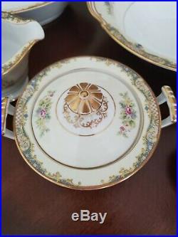 Noritake Carmela China Set Occupied Japan Antique Vintage