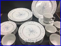 Noritake Carolyn 2693 Serves 6 33 Pieces Dinner China Set