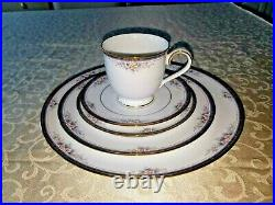 Noritake China #3763 5-Piece Place Setting 20 pc Japan Place setting for Four