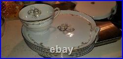 Noritake China 5559 Japan 16 piece set