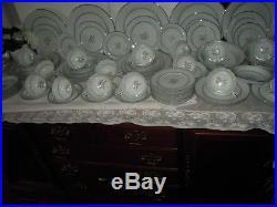 Noritake China 80 Piece Set