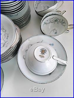 Noritake China Alicia 69 PC Dinnerware Set 1956-1964