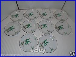 Noritake China Bamboo pattern Canton 77 pc Dinnerware Set