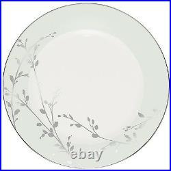 Noritake China Birchwood Accent Plates, Set of 4
