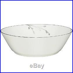 Noritake China Birchwood Soup Bowls, Set of 4