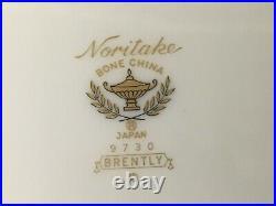 Noritake China Brently #9730 5 Piece Place Setting