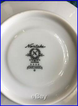 Noritake China Carthage Set 20 Pc 3330 New In Box