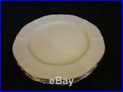 Noritake China Chandon #7306 Set of 4 Dinner Plates