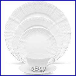 Noritake China Cher Blanc 20Pc China Set, Service for 4