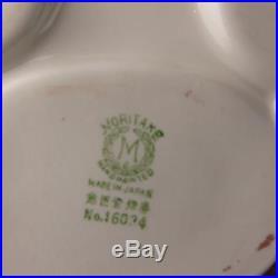 Noritake China Christmas Ball 175 16034 7 Piece Condiment Set with Holder