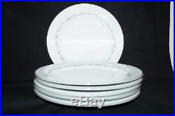 Noritake China Crestmont 6013 Pattern 30-pc Set SERVICE For Six(6) Servicing Set
