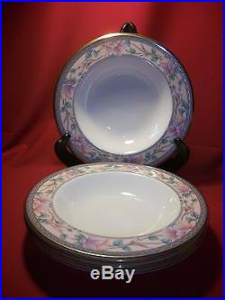 Noritake China Embassy Suite Set of 4 Soup Bowls