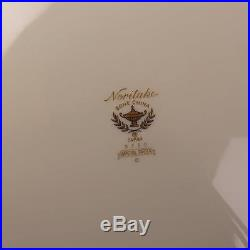 Noritake China Imperial Garden 9720 4 Place Settings Plates/Cups/Saucers