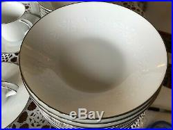 Noritake China JAPAN- REINA 6450- DINNERWARE SET 93 Pieces