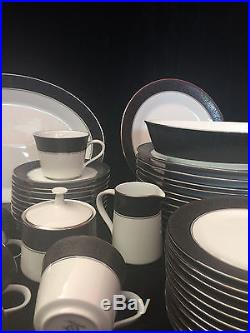 Noritake China Mirano for 11 5-piece Place Settings 5 Serving Pieces