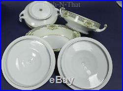 Noritake China Mystery Set of 3 Serving Dishes made in Occupied Japan
